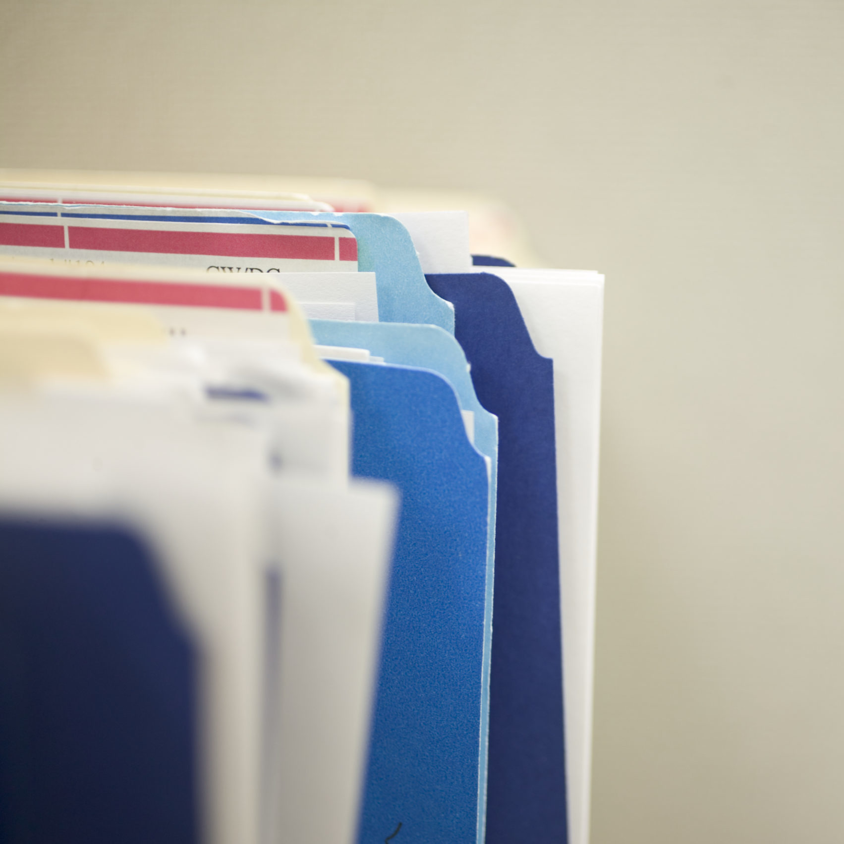 Image of Folders and Documents